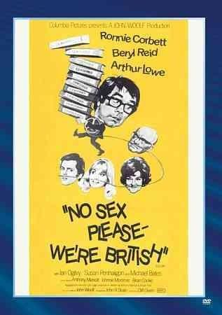 No Sex Please: We're British (DVD)