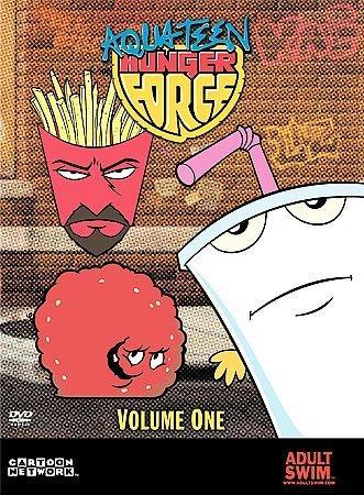 Aqua Teen Hunger Force Vol 1 (DVD)