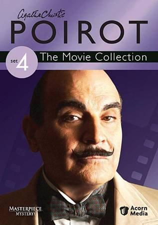 Poirot: The Movie Collection Vol 4 (DVD)