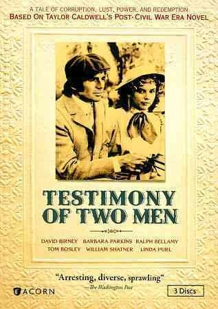 Testimony of Two Men (DVD)