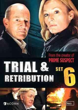 Trial & Retribution: Set 6 (DVD)