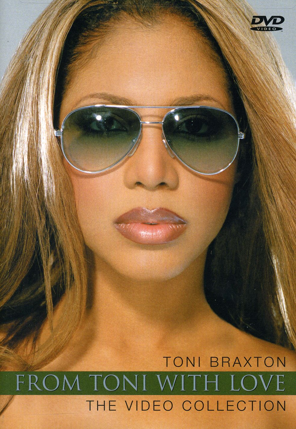 From Toni With Love the Video (DVD)