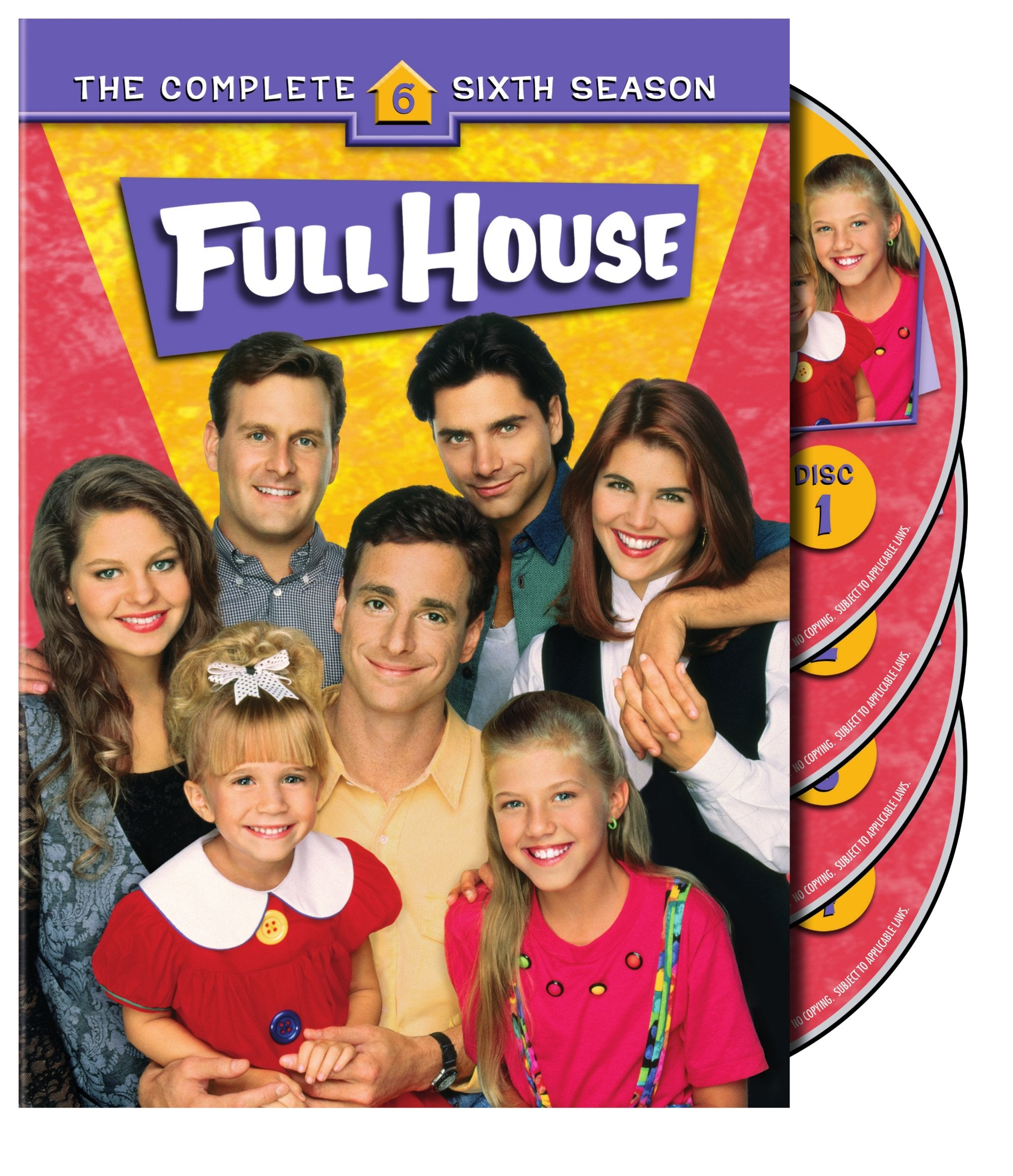Full House: The Complete Sixth Season (DVD)