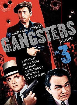 Warner Gangsters Collection Vol 3 (DVD)