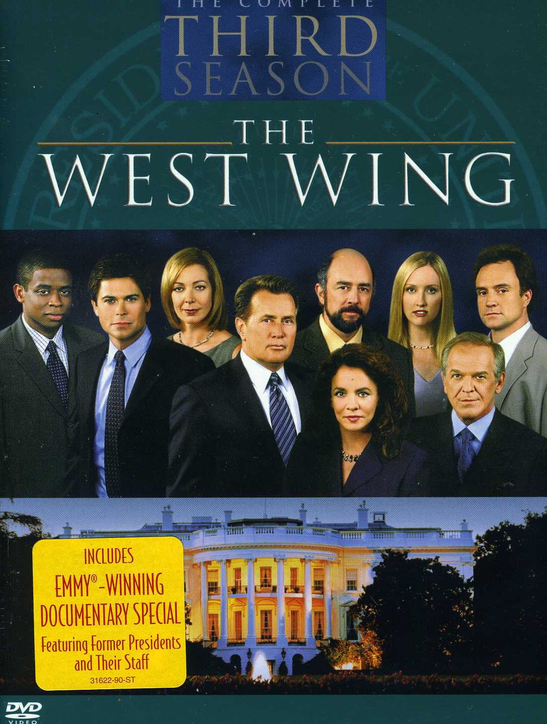 West Wing: The Complete Third Season (DVD)