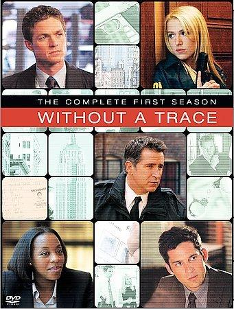 Without A Trace: The Complete First Season (DVD)