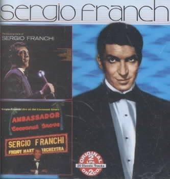 Sergio Franchi - Exciting Voice/Live at The Coconut Grove