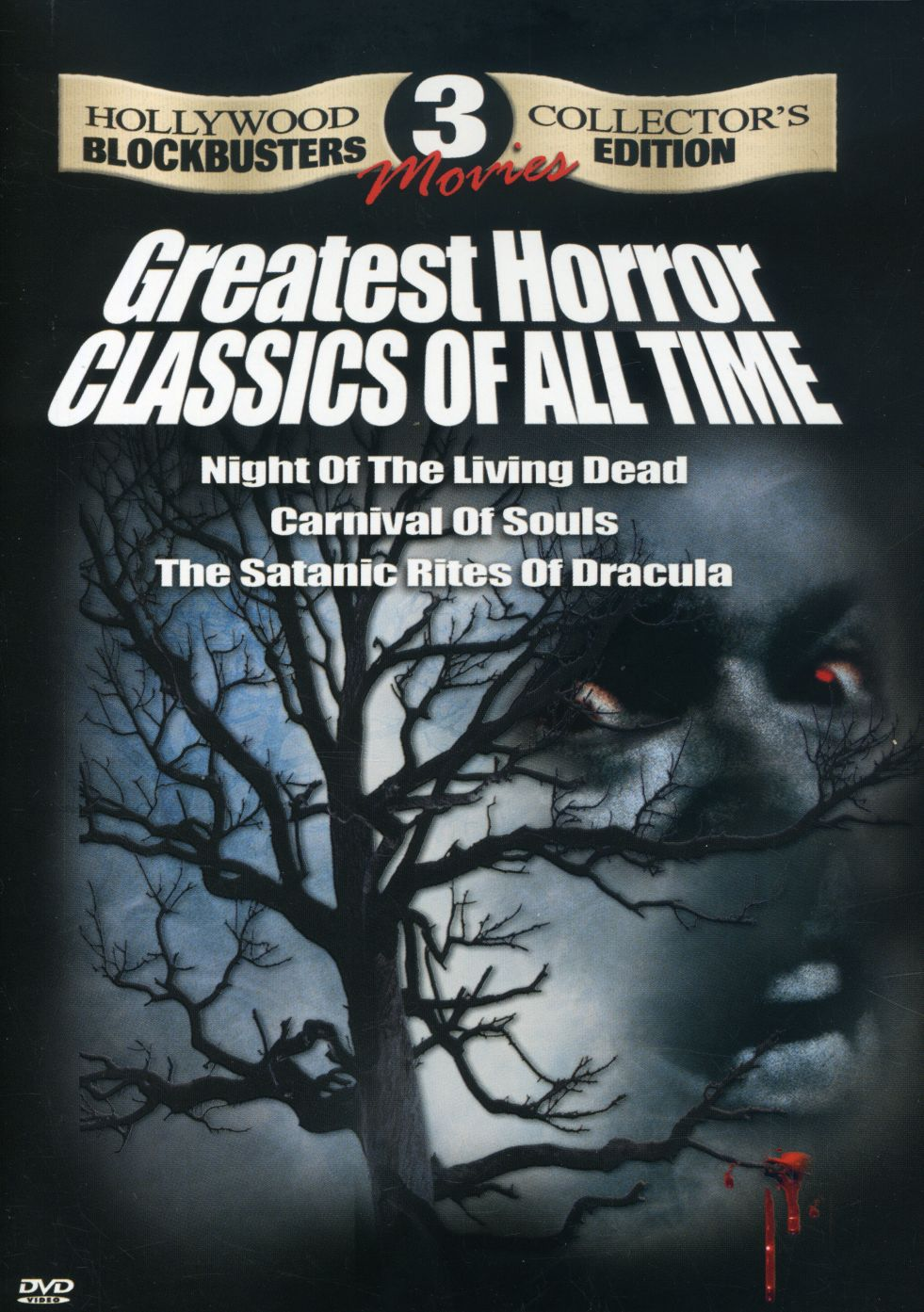 3 Greatest Horror Classics Of All Time (DVD)