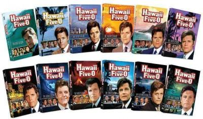 Hawaii Five-O: The Complete Original Series (DVD)