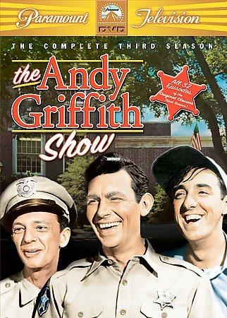 The Andy Griffith Show: The Complete Third Season (DVD)