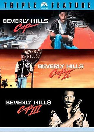 Beverly Hills Cop Collection (DVD)