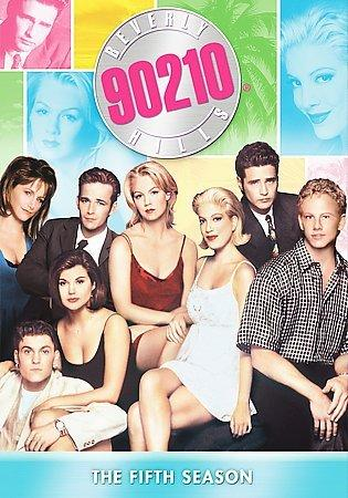 Beverly Hills, 90210: The Fifth Season (DVD)
