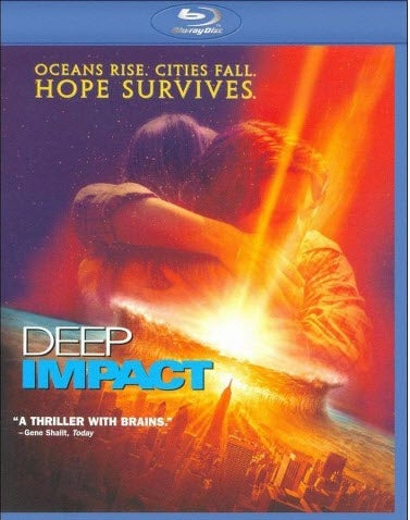Deep Impact (Blu-ray Disc)