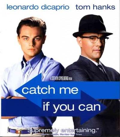 Catch Me If You Can (Blu-ray Disc)
