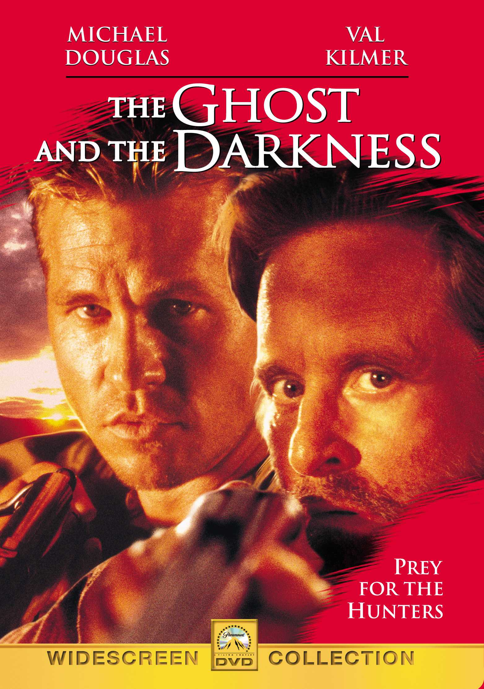 Ghost And The Darkness (DVD)