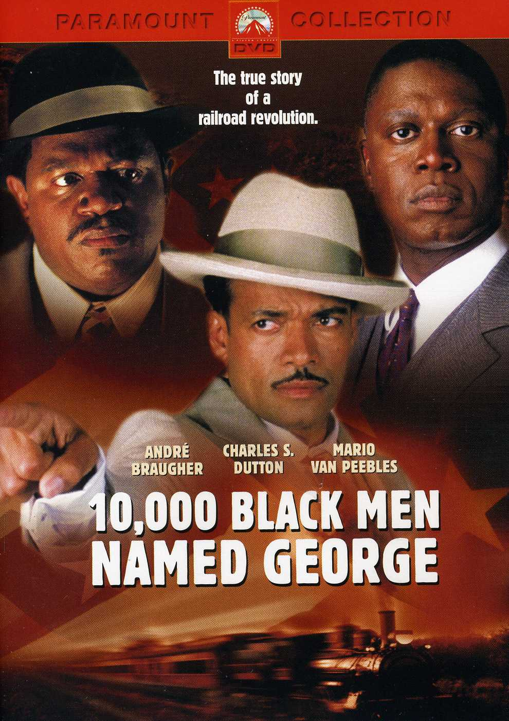 10,000 Black Men Named George (DVD)