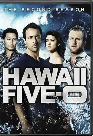 Hawaii Five-O: The Second Season (DVD)