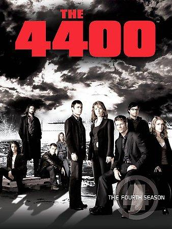 The 4400: The Complete Fourth Season (DVD)
