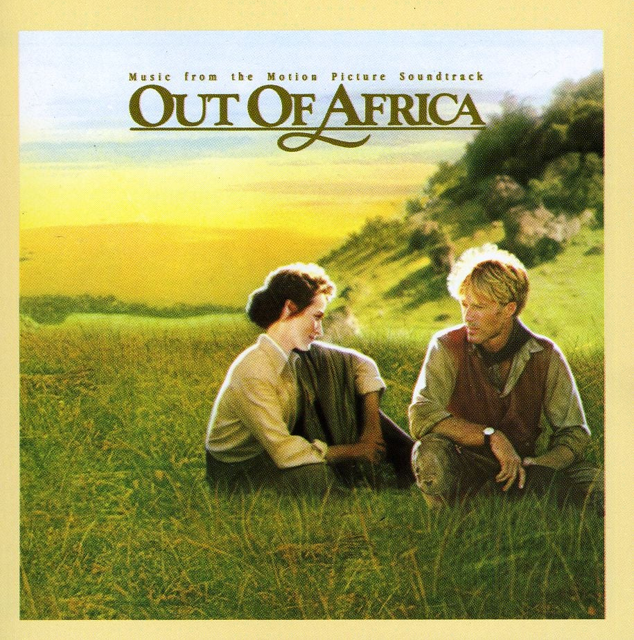 OUT OF AFRICA - SOUNDTRACK