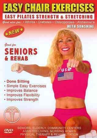 Easy Chair Exercises (DVD)
