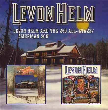Levon Helm - Levon Helm & The RCO All-Stars/American Son