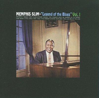 Memphis Slim - Legend of The Blues, Vol 1