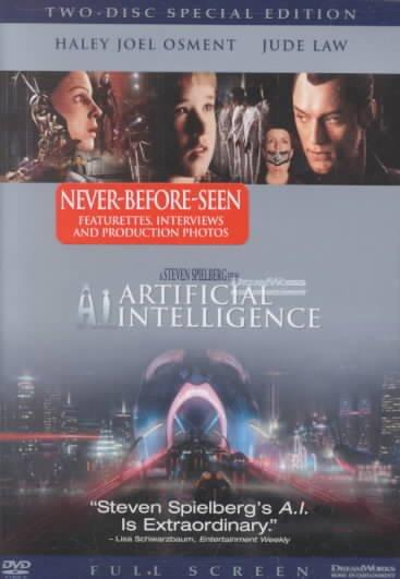 A.I. Artificial Intelligence (DVD)