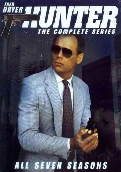 Hunter: The Complete Series (DVD)