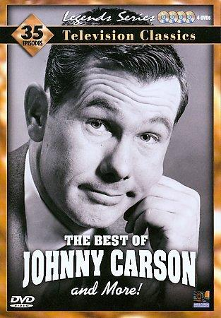 The Best of Johnny Carson & Friends (DVD)
