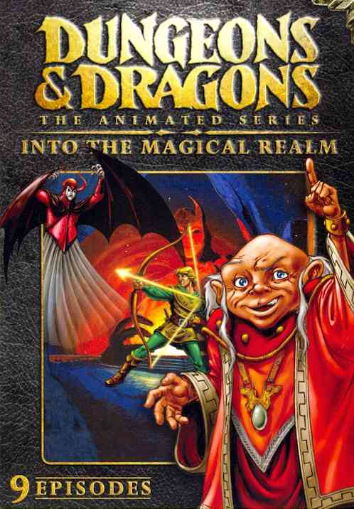 Dungeons and Dragons: Into the Magical Realm (DVD)
