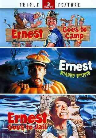 Ernest Triple Feature (DVD)