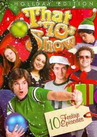 That 70's Show: Holiday Edition (DVD)