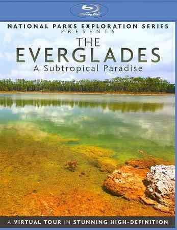National Parks Exploration Series: The Everglades (Blu-ray Disc)