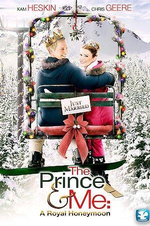 The Prince & Me: A Royal Honeymoon (DVD)