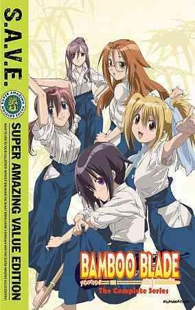 Bamboo Blade: Complete Series (S.A.V.E.) (DVD)