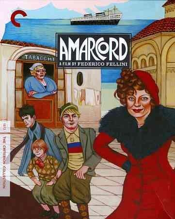 Amarcord (Blu-ray Disc)