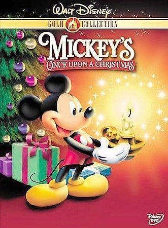 Mickey's Once Upon A Christmas (DVD)