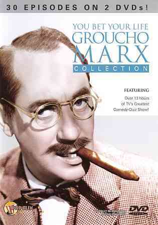 You Bet Your Life Groucho Marx Collection (DVD)
