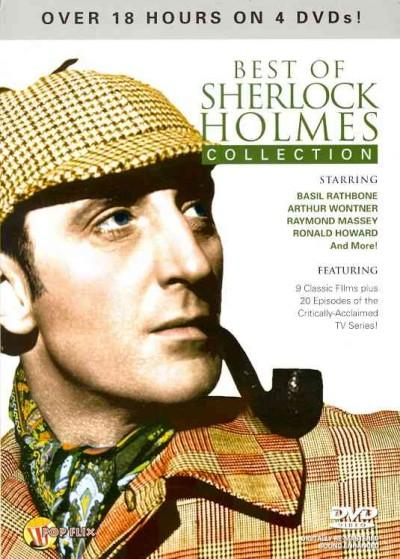 Best of Sherlock Holmes Collection (DVD)