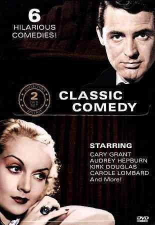 Classic Comedy Collection (DVD)