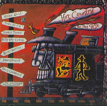 Various - Hot Country for the 90's
