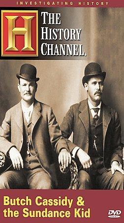 Investigating History: Butch Cassidy & The Sundance Kid (DVD)