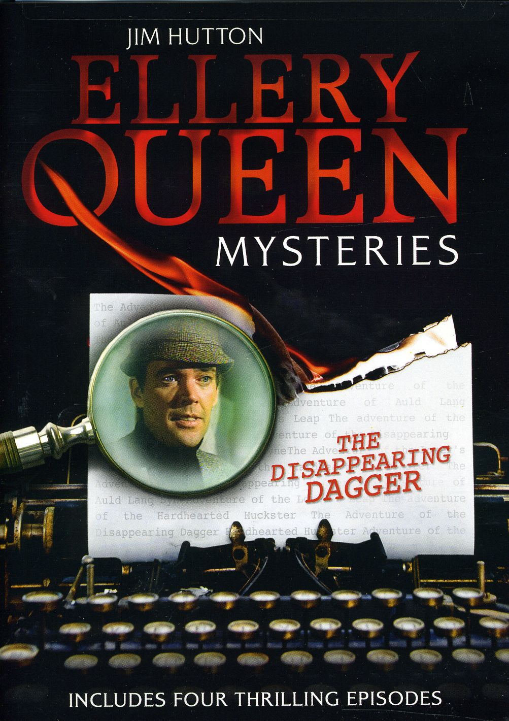 Ellery Queen Mysteries: The Disappearing Dagger (DVD)