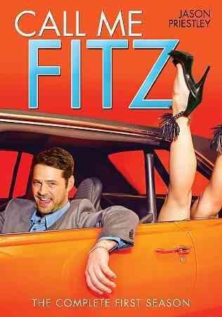 Call Me Fitz: The Complete First Season (DVD)