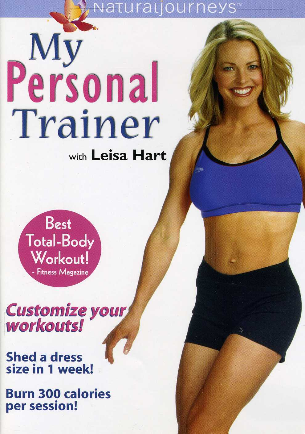 My Personal Trainer With Leisa Hart (DVD)