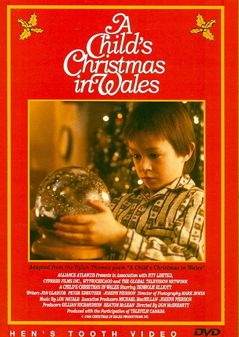 A Child`s Christmas in Wales (DVD)
