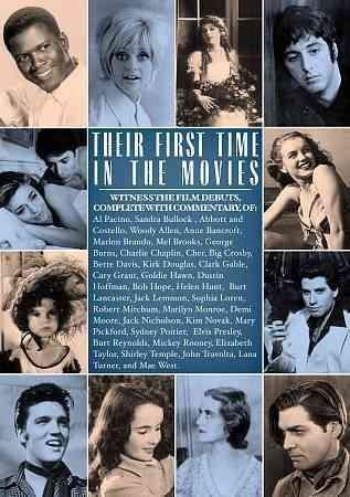 Their First Time in the Movies (DVD)