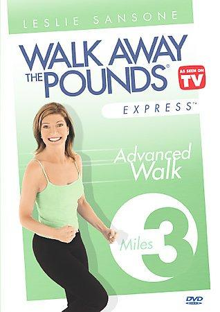 Walk Away The Pounds: Express Advanced (DVD)