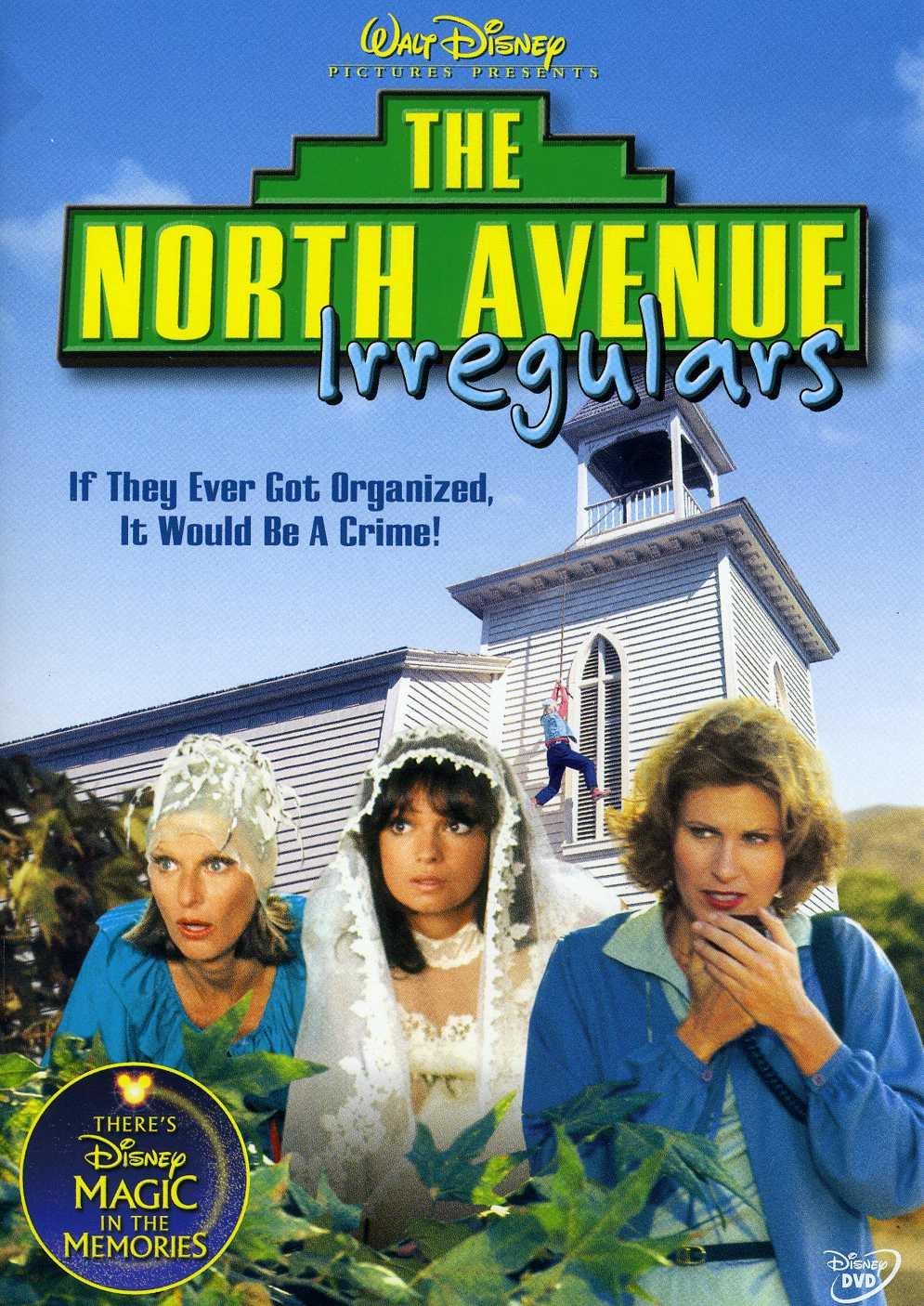 The North Avenue Irregulars (DVD)