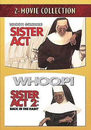 Sister Act/Sister Act 2: Back In the Habit (DVD)